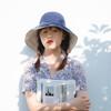 【火爆 INS的双色遮阳帽!谁带谁脸小】出街百搭利器,抗紫外线男女款防晒帽,轻便可折叠易携带 商品缩略图1