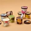 [意式冰淇淋礼盒]八种口味 口感绵密 8杯装 商品缩略图0
