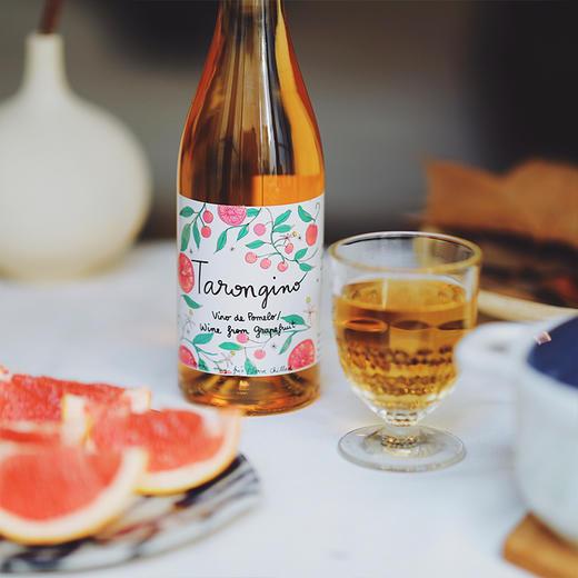 [塔伦家柚子酒]西班牙瓦伦西亚 果汁发酵酒 750ml 商品图3