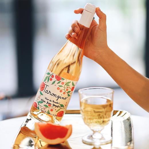 [塔伦家柚子酒]西班牙瓦伦西亚 果汁发酵酒 750ml 商品图5