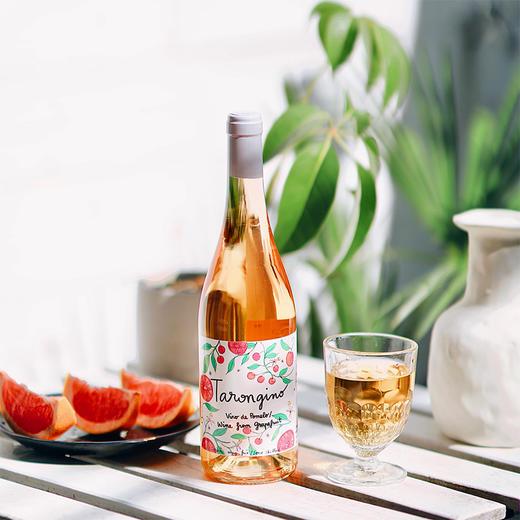 [塔伦家柚子酒]西班牙瓦伦西亚 果汁发酵酒 750ml 商品图1