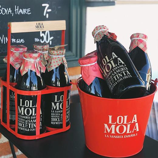 [萝拉莫拉桑格利亚水果酒]装在牛奶瓶里的微醺果园 250ml/1L两种规格 商品图1