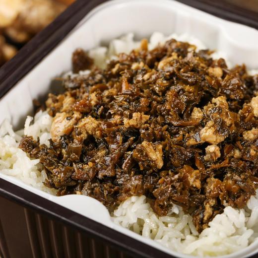 [双菜包自热米饭]15分钟速烹 方便快捷 四盒装 商品图5