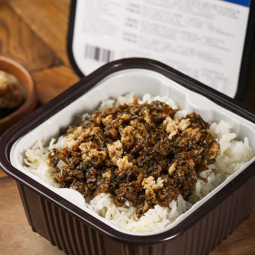 [双菜包自热米饭]15分钟速烹 方便快捷 四盒装 商品图3