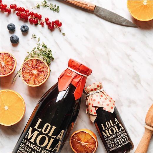 [萝拉莫拉桑格利亚水果酒]装在牛奶瓶里的微醺果园 250ml/1L两种规格 商品图4