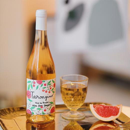 [塔伦家柚子酒]西班牙瓦伦西亚 果汁发酵酒 750ml 商品图4