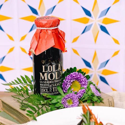 [萝拉莫拉桑格利亚水果酒]装在牛奶瓶里的微醺果园 250ml/1L两种规格 商品图0