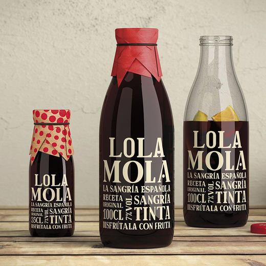 [萝拉莫拉桑格利亚水果酒]装在牛奶瓶里的微醺果园 250ml/1L两种规格 商品图5