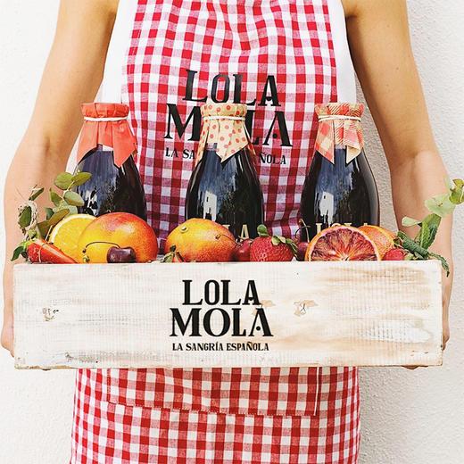 [萝拉莫拉桑格利亚水果酒]装在牛奶瓶里的微醺果园 250ml/1L两种规格 商品图2
