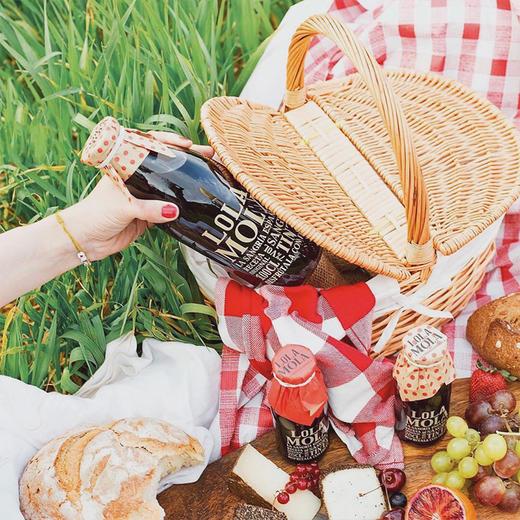 [萝拉莫拉桑格利亚水果酒]装在牛奶瓶里的微醺果园 250ml/1L两种规格 商品图3