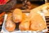 【半岛商城】美鲜森地道肠 火山石纯肉烤肠   色泽油亮 肉汁四溢 精湛配比 放心原材  一袋10支 550克 商品缩略图3