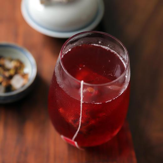 [酸梅茶]酸甜易饮 冰镇后口感更佳 160g(16g*10包) 商品图4