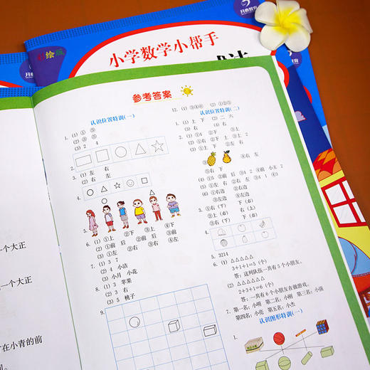 【开心图书】全彩统编版1-3年级上册小帮手同步专项训练+送看图说话写话训练 商品图9