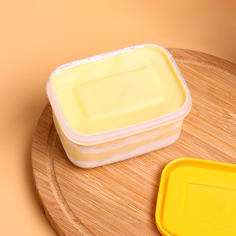 [3盒装 榴莲冰淇淋千层盒子] 果肉丰富 口感细腻 120g/盒 商品图4