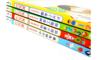 【3-8岁】DK奇妙的感官系列 感官教育+亲子互动+职业主题+手工活动 商品缩略图0