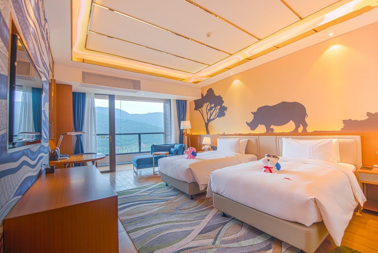 【湖州·长兴】龙之梦动物世界大酒店 秋季2天1夜自由行套餐 商品图7