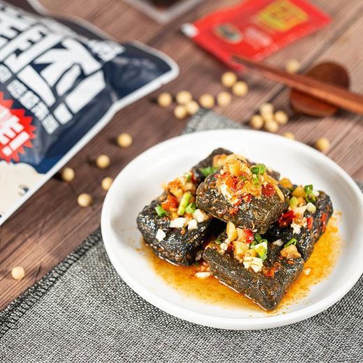【半岛商城】湖南长沙臭豆腐鲜胚 风味独特 闻着臭 吃着香 送秘制料包 商品图3