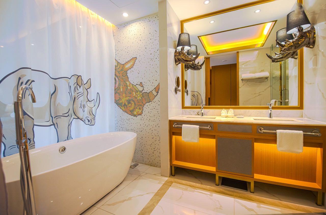 【湖州·长兴】龙之梦动物世界大酒店 秋季2天1夜自由行套餐 商品图5