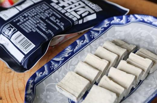 【半岛商城】湖南长沙臭豆腐鲜胚 风味独特 闻着臭 吃着香 送秘制料包 商品图6