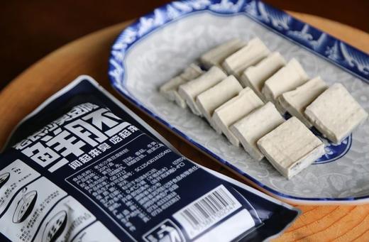 【半岛商城】湖南长沙臭豆腐鲜胚 风味独特 闻着臭 吃着香 送秘制料包 商品图7