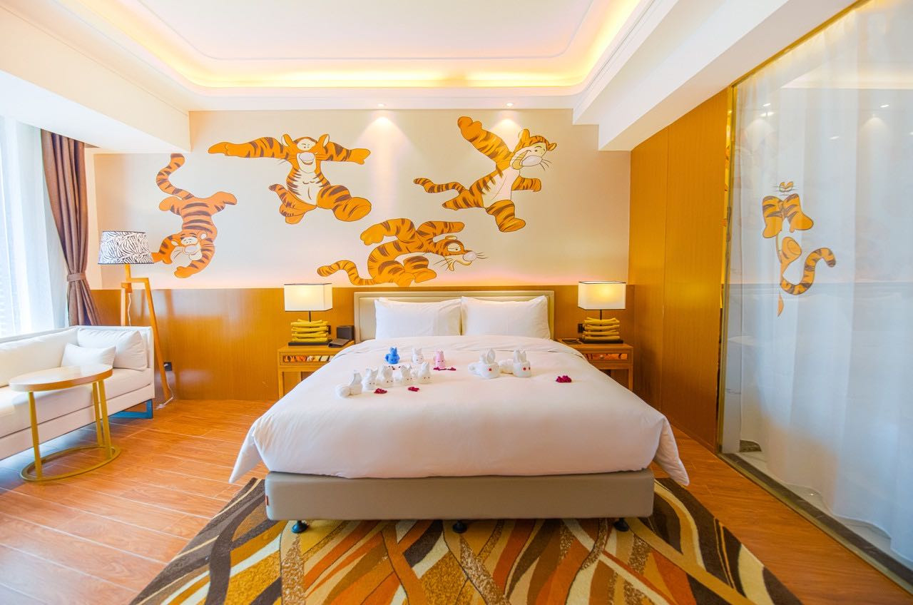 【湖州·长兴】龙之梦动物世界大酒店 秋季2天1夜自由行套餐 商品图3