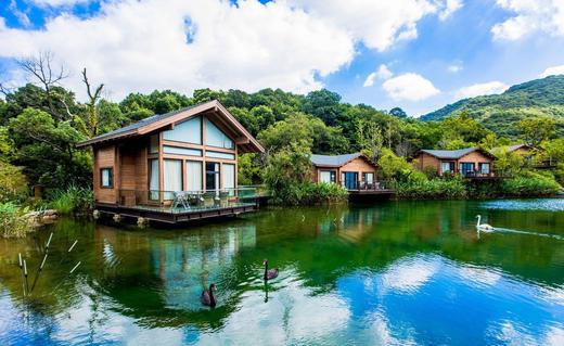 【杭州•萧山】开元森泊度假酒店 水乐园+自助晚餐暑假套餐! 商品图2