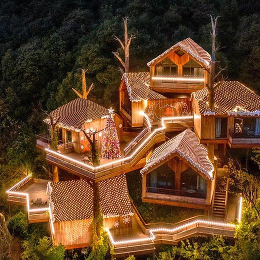 【杭州•萧山】开元森泊度假酒店 水乐园+自助晚餐暑假套餐! 商品图0