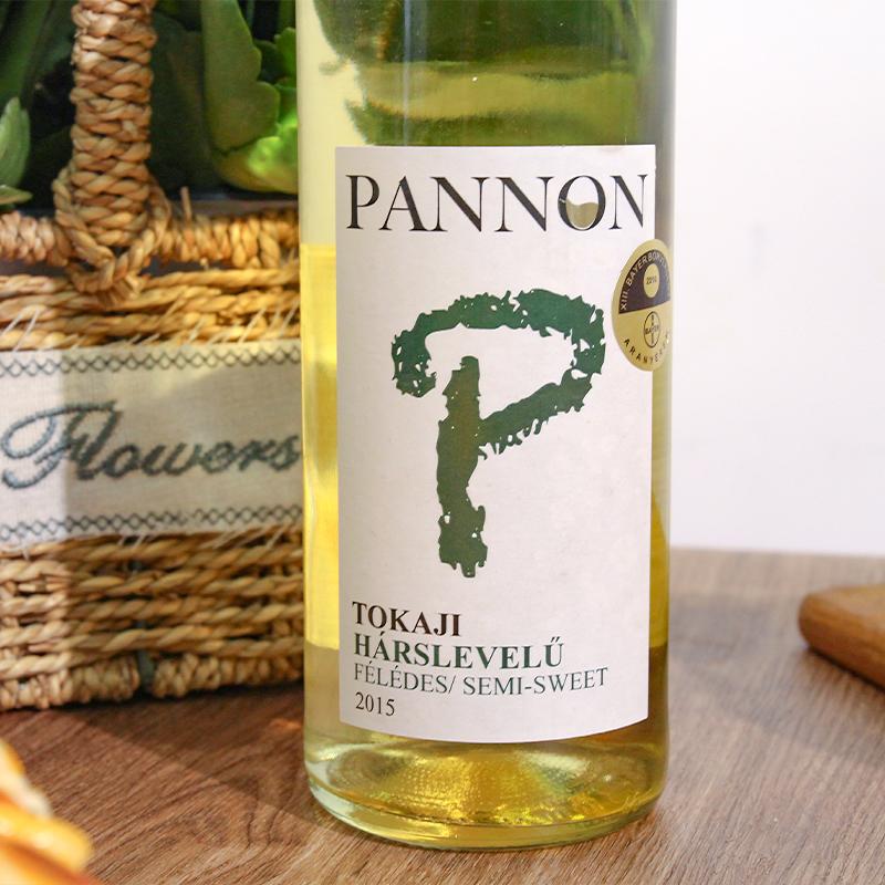 [佩侬酒庄 托卡伊哈斯莱威路白葡萄酒]匈牙利 Pannon佩侬酒庄  750ml 商品图1