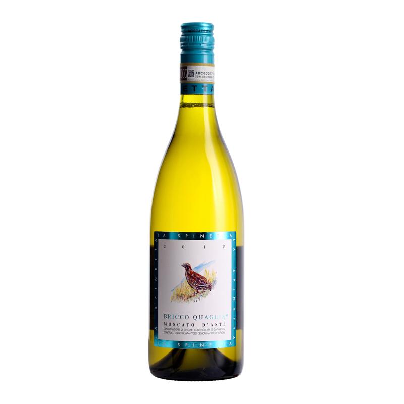 [诗培纳慕斯卡托阿斯蒂低醇白葡萄酒(小鸟)]意大利 犀牛庄 750ml 商品图4