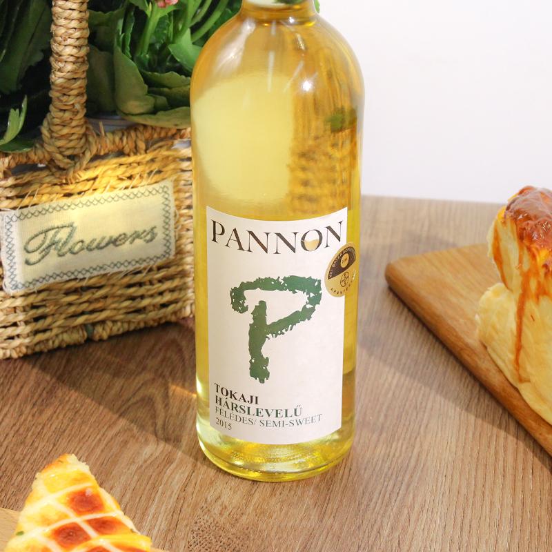 [佩侬酒庄 托卡伊哈斯莱威路白葡萄酒]匈牙利 Pannon佩侬酒庄  750ml 商品图3
