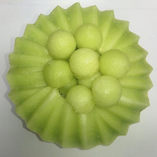 【应季上新】民勤白兰瓜 翡翠挂肉 皮薄肉厚 每一口都是夏季冰凉 商品图4