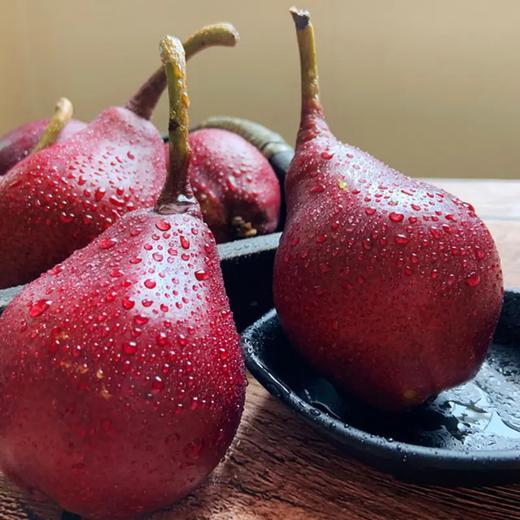 当季上新ㅣ河南红啤梨~ 软糯香甜~ 美味营养~ 鲜甜多汁~ 5斤装 商品图3