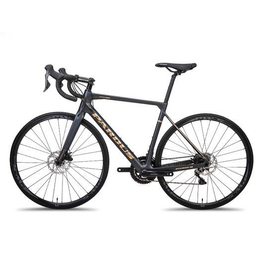 瑞豹PARDUS知更鸟 22变速碳纤维弯把破风自行车 商品图4