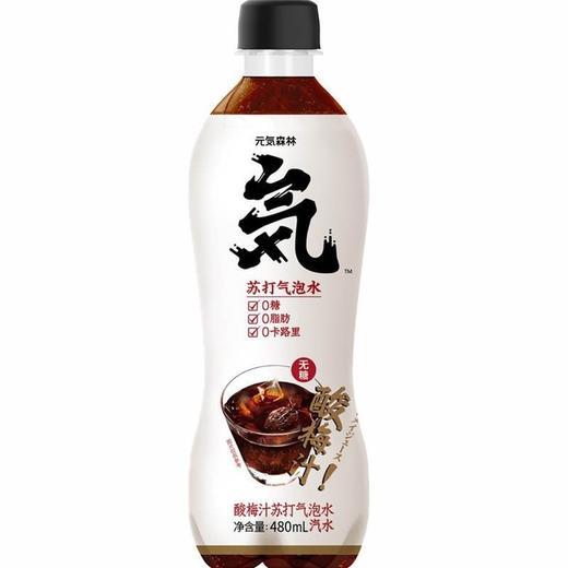 【元气森林苏打气泡水480ml】0糖0脂0卡 多口味网红汽水零食酒水茶饮系列 商品图6