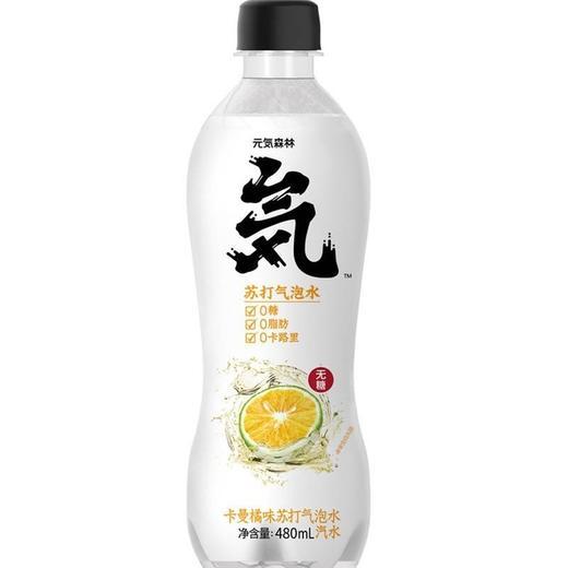 【元气森林苏打气泡水480ml】0糖0脂0卡 多口味网红汽水零食酒水茶饮系列 商品图5