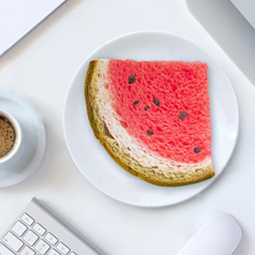 【半岛商城】a1西瓜吐司2箱 面包整箱早餐营养学生夹心吐司网红零食糕点办公室 商品图6