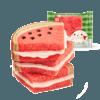 【半岛商城】a1西瓜吐司2箱 面包整箱早餐营养学生夹心吐司网红零食糕点办公室 商品缩略图1