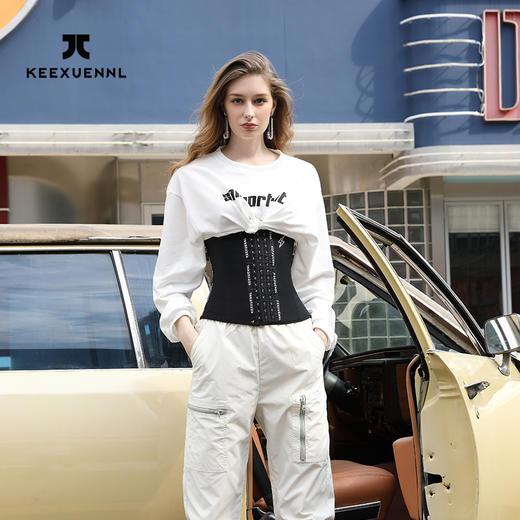 【为思礼】珂宣尼闪电束腰带D1 纤腰 塑形 矫正 保护 凉感 透气 商品图8