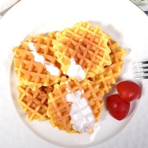 【江浙沪包邮】9.99元秒杀 千格华夫饼早餐 1箱400g 商品图5