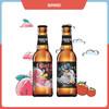 [优布劳果味精酿 六口味组合装 ]赠定制开瓶器1个(颜色随机)330ml*6瓶 商品缩略图3