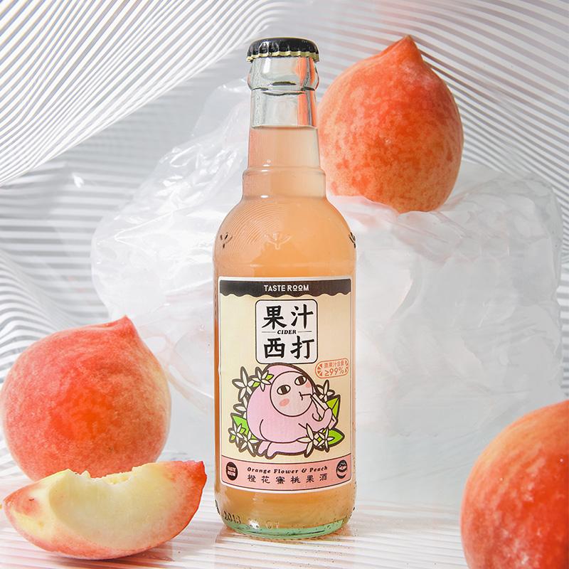 [Tasteroom果汁西打组合装] 西柚/凤梨/荔枝/蜜桃多种口味 商品图2