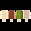[钟薛高 念念不忘系列 ]特牛乳/抹茶/丝绒可可/茉莉 4种口味搭配 78g*10支 商品缩略图4