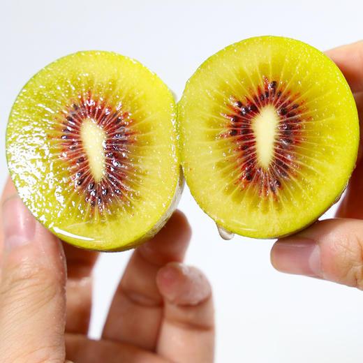 四川红心猕猴桃 高维C 肉质鲜脆 清香不腻 商品图1