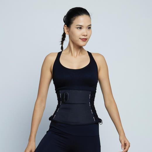 BODYTIME健身束腰带EMS塑腰小肚子绑带瘦腰神器塑身衣收腹燃脂 商品图0