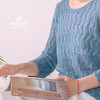 云团织NO.39水波纹棒针套头衫 材料包含图解 无视频 商品缩略图1