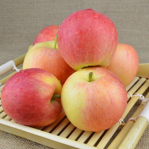 【战役助农】2020年新上市红苹果 陕西嘎啦苹果   新鲜水果 产地直供 现摘现发 商品图3