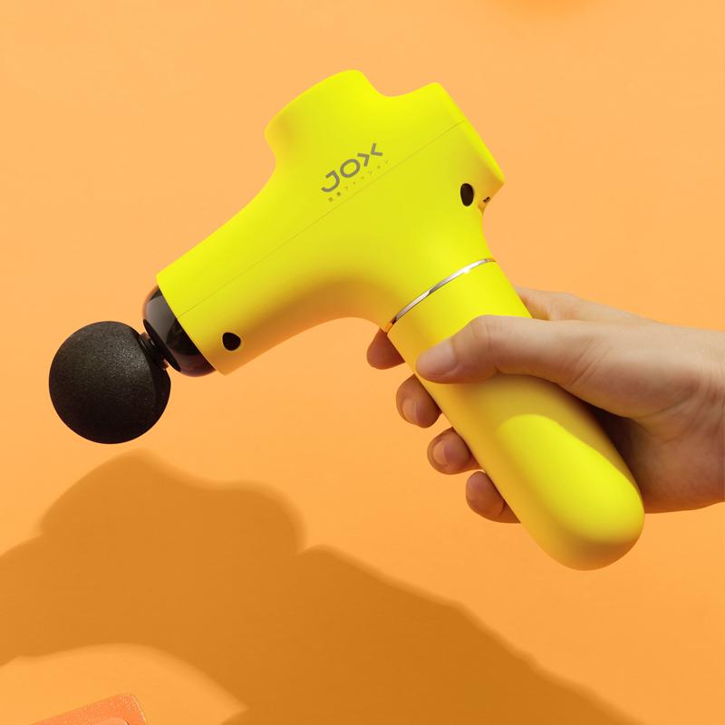 【深层肌肉放松神器】JOX Pro3按摩小锤电动筋膜枪按摩机器迷你筋膜仪 商品图12