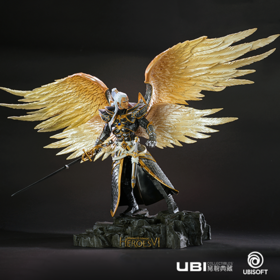 《魔法门之英雄无敌6》——天使迈克尔的造型
