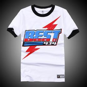 WWE 正品 朋克Cm Punk 434 Special Edition 短袖T恤
