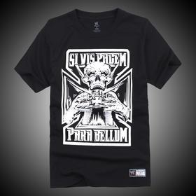 WWE 正品 Triple H Prepare For War 短袖T恤